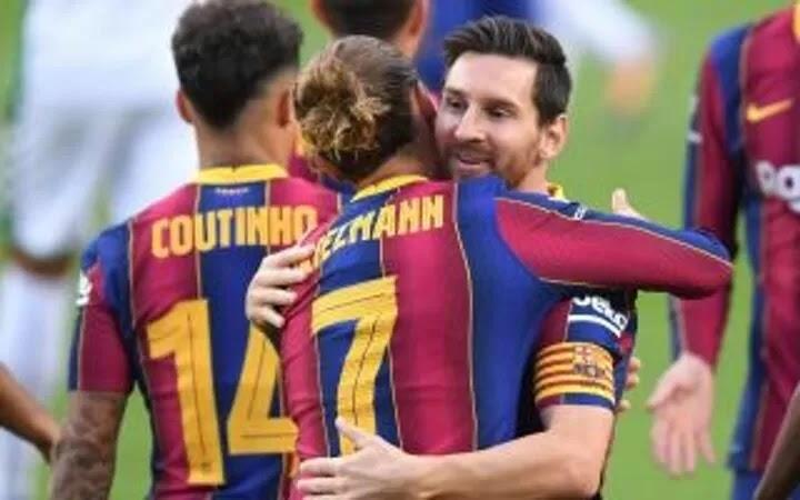 Pep turns to Barcelona superstar as Man City's plan B if Kane bid fails