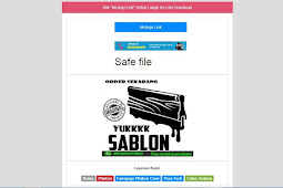 Template Safe Sort Link Sendiri Free download