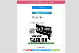 Template Safe Sort Link Sendiri Free download