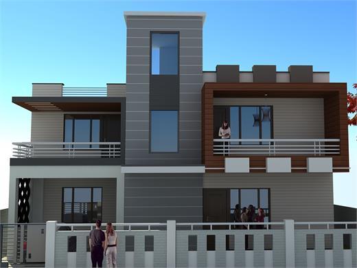 Handewadi Pune Bungalow House Design