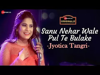 Tenu-Vekh-Vekh-Pyar-Kardi-Lyrics