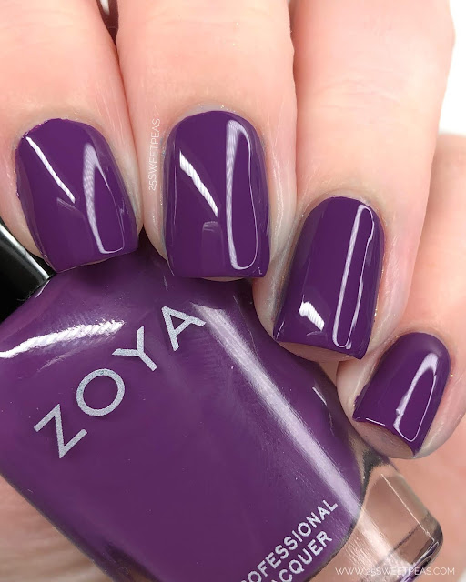 Zoya Jessica Splash Collection 25 Sweetpeas
