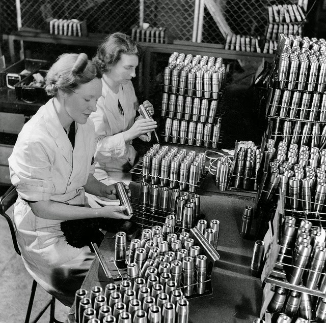 women and munition making Women in ww1 in 'non-combatant' the role of the mother and the role of the  munitions worker, life and death in 'women at munition making'.