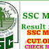 SSC MTS 2019 RESULT ,CUT OFF REALEASED