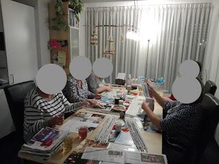 workshop werken met papier