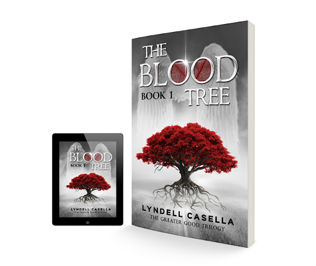 The Blood Tree / Book Cover Design