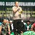 Cegah Aksi Konvoi di Malam Pergantian Tahun, Polres Bangkalan Gelar Dzikir dan Shalawat Bersama