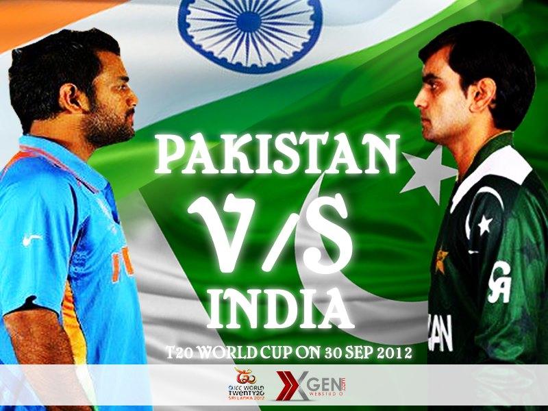 Pak vs india today match updates