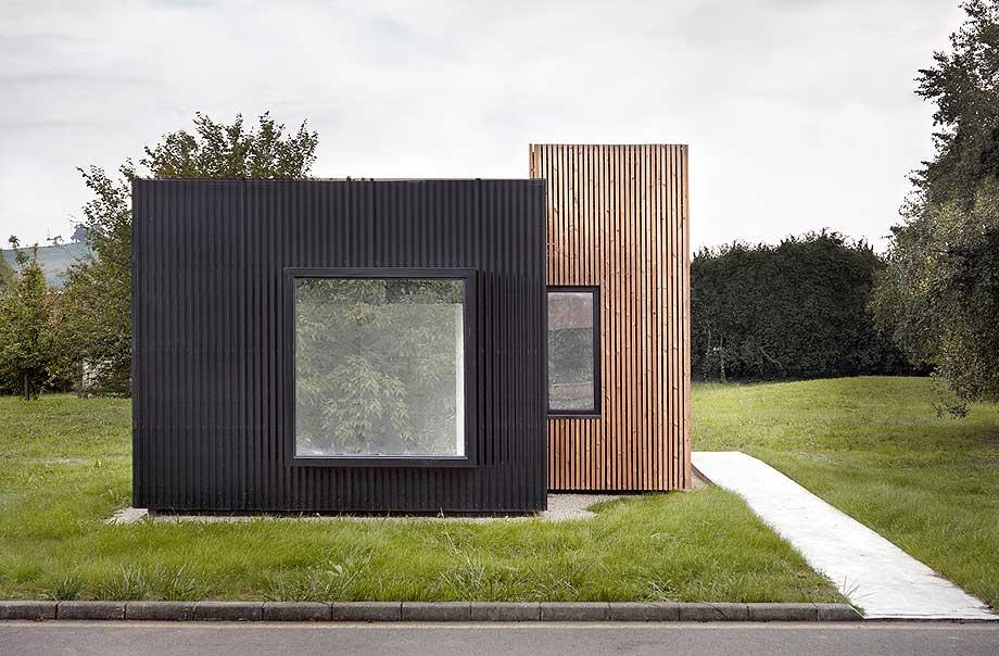 Marzua b home viviendas modulares y sostenibles de - Casas prefabricadas sostenibles ...