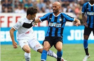 Inter Milan vs Lugano 2-1 Video Gol & Highlights