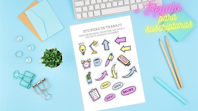 utorial, powerpoint, colorear, descargar, pdf, gratis, stickers