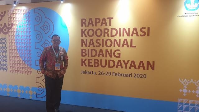 Kadisdik Batu Bara, Ilyas Sitorus :  PPKD Merupakan Landasan Kebijakan Pembangunan Kebudayaan Daerah