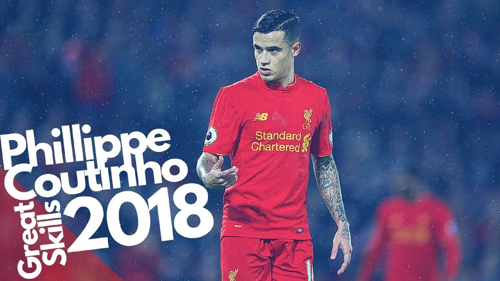 PHILIPPE COUTINHO 10