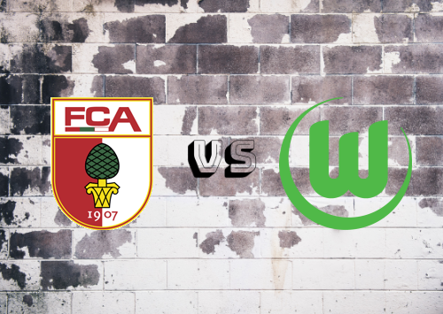 Augsburg vs Wolfsburg  Resumen