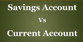 Difference Between Current and Savings Account