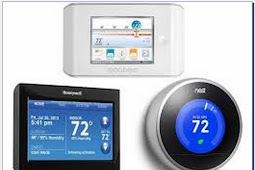 Honeywell Programmable Thermostat With Remote Control