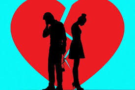 What causes the love break up in love
