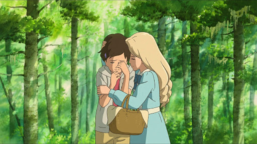 Review Anime Omoide No Marnie