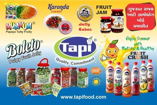 Tapi Foods Products Distributorship ( Fruit Based Products )