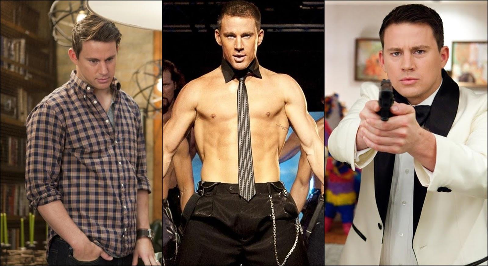 Channing Tatum invade a tela da AMC em maio