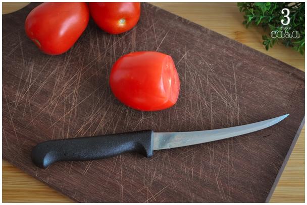 carpaccio de tomate receita