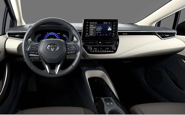 Toyota confirma Novo Corolla 2020 brasileiro com design europeu