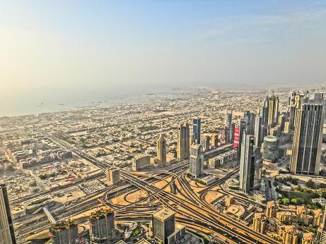 Tips Liburan Hemat ke Dubai