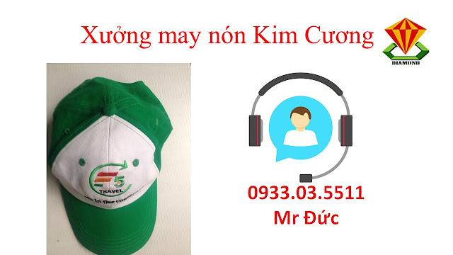 May nón lưỡi trai, nón du lịch số lượng lớn tại Trà Vinh