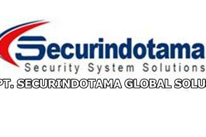 Lowongan PT. Securindotama Global Solusi Pekanbaru Juni 2019