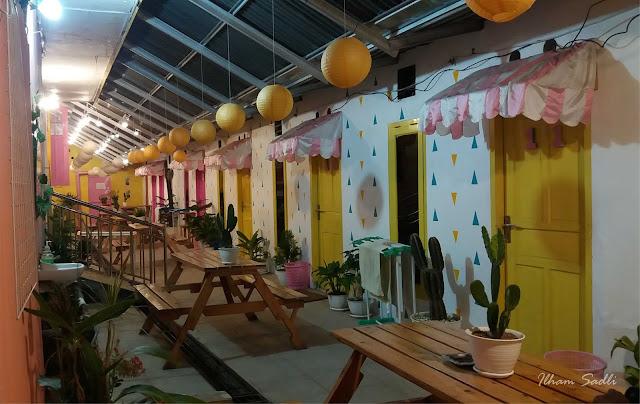 [Explore Malang] Rumah Jagung : Homestay Instagramable di Malang