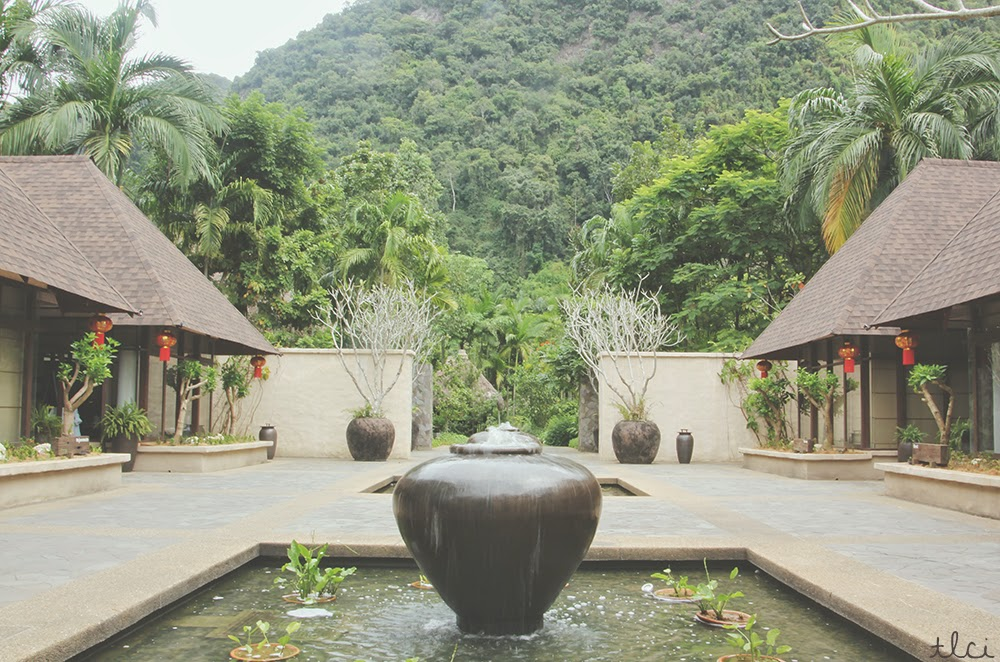 Plus Size Kitten: The Banjaran Hotsprings and Spa Ipoh Review
