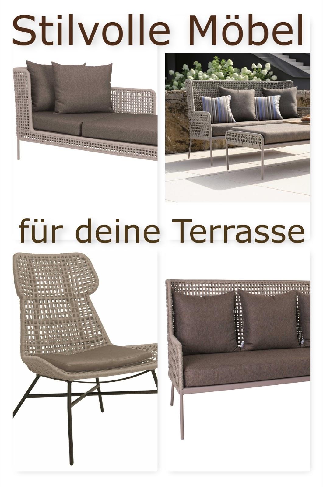 Holzland Gartensofa Gartenmoebel Garten Holz Gestaltung Terrasse Lounge Loungemöbel Sitzgarnitur