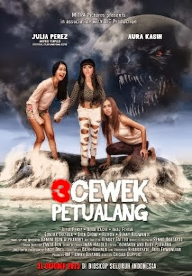 Download Film 3 Cewek Petualang (2013) WEB DL