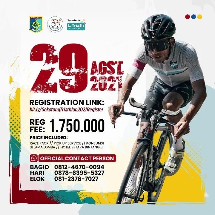 Sekotong Triathlon • 2021