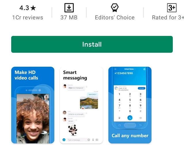 Skype - free IM & video calls App Review