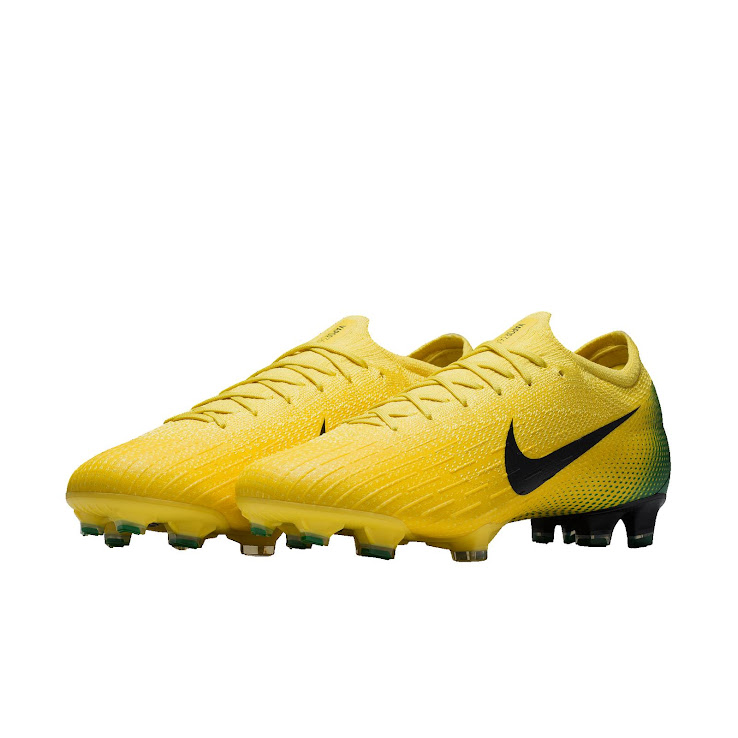 big sale f5a46 06d76 Nike 1998, 2002, 2006, 2010 and 2014 Mercurial 360 Heritage iD 2018 ...