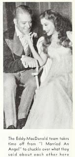 Jeanette MacDonald Nelson Eddy