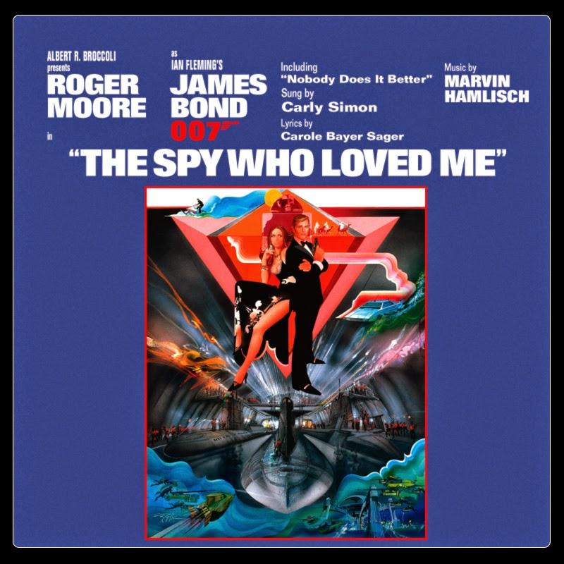 Chronological Scores / Soundtracks: Spy Who Loved Me (The)The Spy Who Loved Me Soundtrack