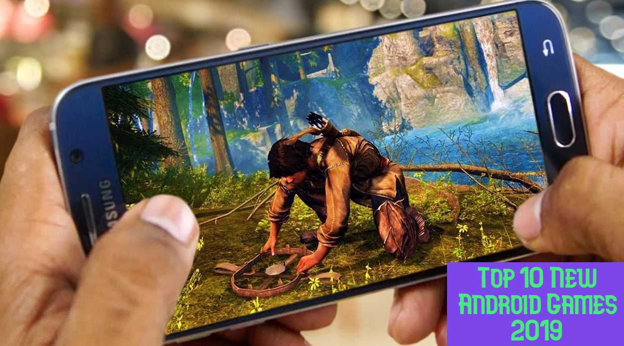 Top 10 New Android Games 2019   Best Games For Android