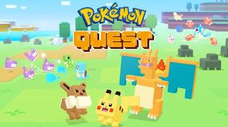 Pada kesempatan kali ini aku akan membagikan kepada sobat semuanya sebuah game petualang Pokémon Quest 1.0.4 Mod Apk (Unlimited Tickets) Terbaru 2018
