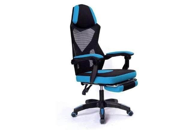Cadeira Gamer Escritório Prizi Infinity - Azul