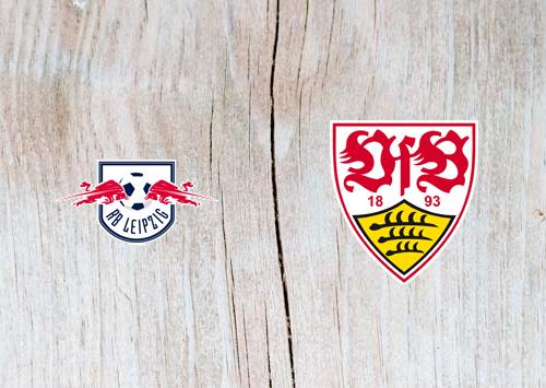 RasenBallsport Leipzig vs VfB Stuttgart Highlights 26 September 2018