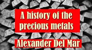 A history of the precious metals