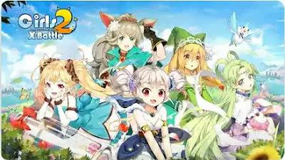 Girls X Battle 2 Terbaru