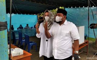 Pilkada Tanjungbalai, Salwa Unggul Sementara Disusul Bagus