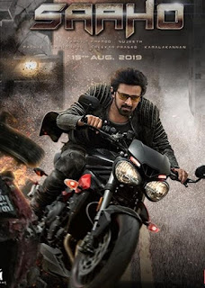 Saaho 2019 Hindi ORG 2160p 4k HEVC