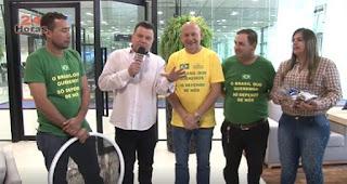 Luciano Hang dona Havan pretende construir uma loja em Registro-SP