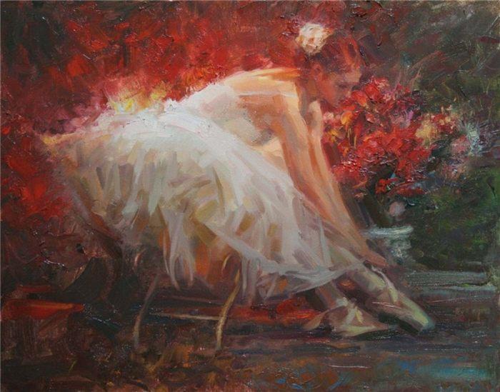 Американский художник. Robert Krogle