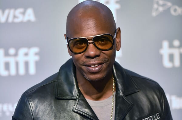 Who's Dave Chappelle?