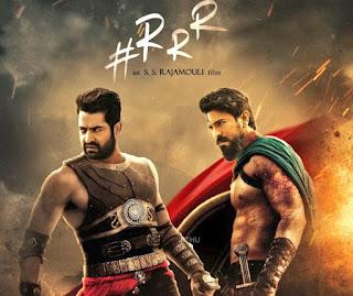 RRR (Roudram Ranam Rudhiram) Movie